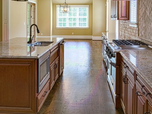 8 Things to Think About Before You Start Remodeling Your Kitchen from North Carolina Lifestyle Blogger Champagne Style Bare Budget