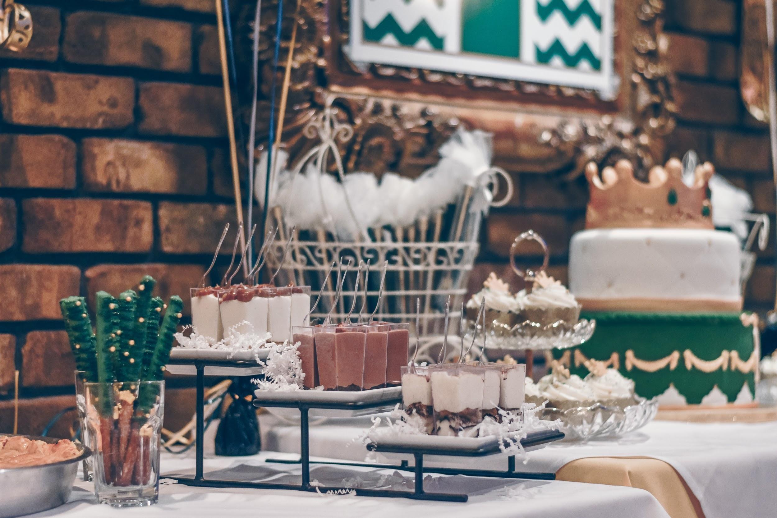 Planning a Winter Wonderland Wedding from North Carolina Lifestyle Blogger Champagne Style Bare Budget