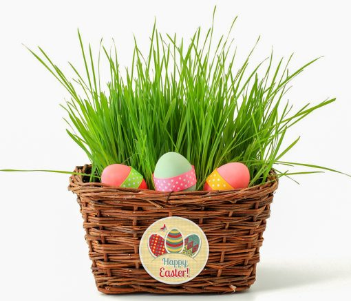 Eggstra Fun Easter Craft Ideas with Free Printables from North Carolina Lifestyle Blogger Champagne Style Bare Budget