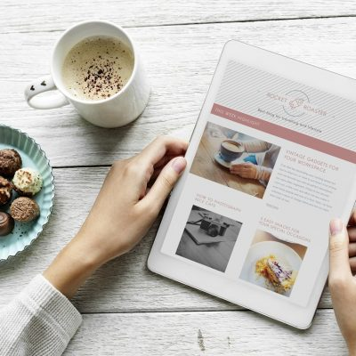 How to Set up the Perfect Newsletter for Your Blog on a Budget