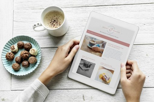 How to Set up the Perfect Newsletter for Your Blog on a Budget from North Carolina Lifestyle Blogger Champagne Style Bare Budget