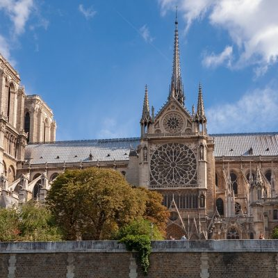 Notre-Dame Fire Restoration Fund established by French Heritage Society
