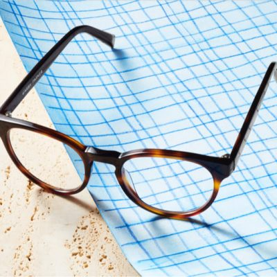 Summer's Here Early with Warby Parker