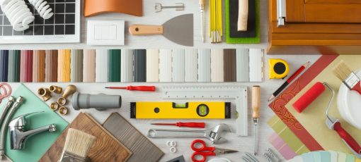 6 Great Ways to Finance Your Home Improvements from North Carolina Lifestyle Blogger Champagne Style Bare Budget