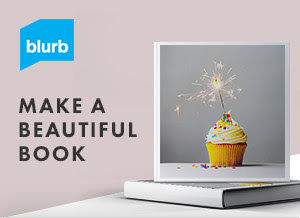 Get 40% Off a Blurb Photobook for Father's Day