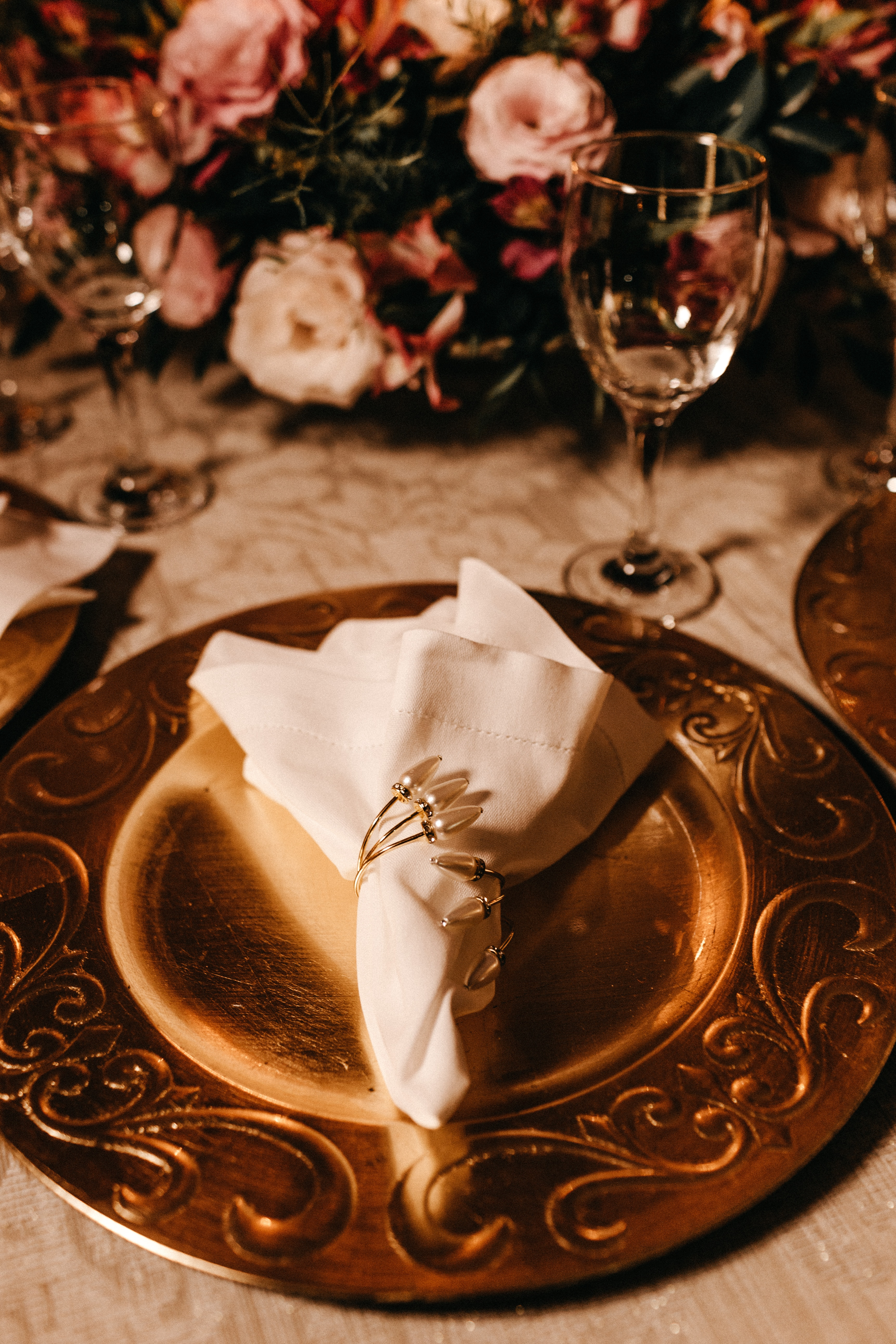 How to Print Custom Napkins for Your Next Party from North Carolina Lifestyle Blogger Champagne Style Bare Budget