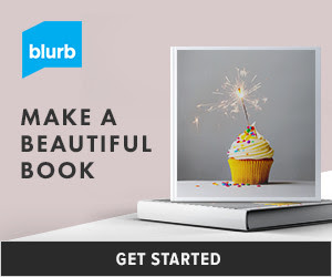Enjoy 30% Off + Free Shipping at Blurb!