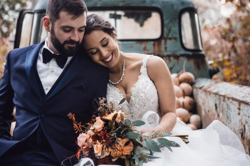 Natural Wedding Send-Off Ideas from North Carolina Lifestyle Blogger Champagne Style Bare Budget