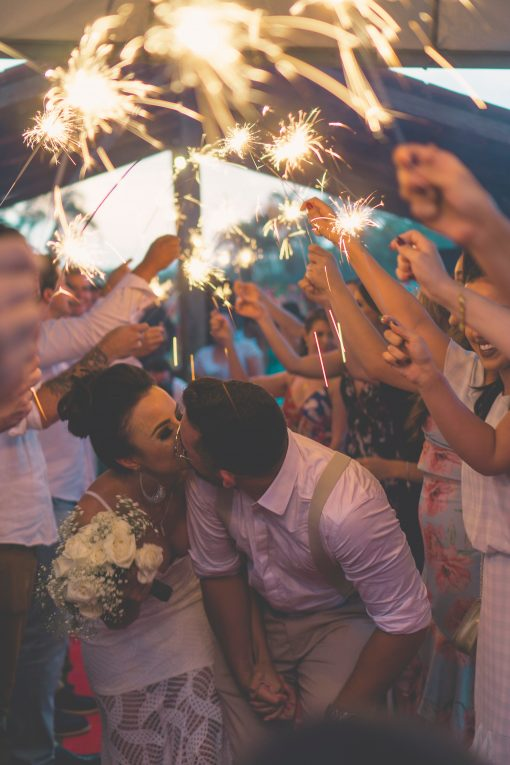 The No-Stress Guide to Wedding Guest Lists from North Carolina Lifestyle Blogger Champagne Style Bare Budget