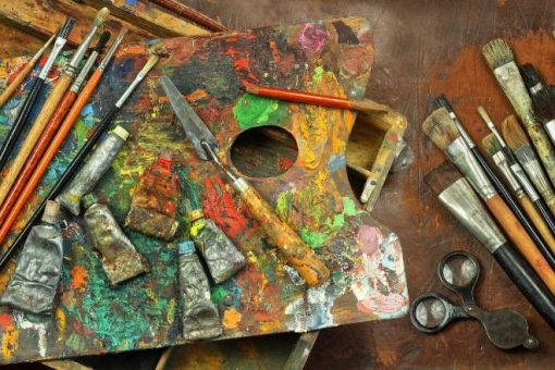 Creative Hobbies to Take Up in the New Year from North Carolina Lifestyle Blogger Champagne Style Bare Budget