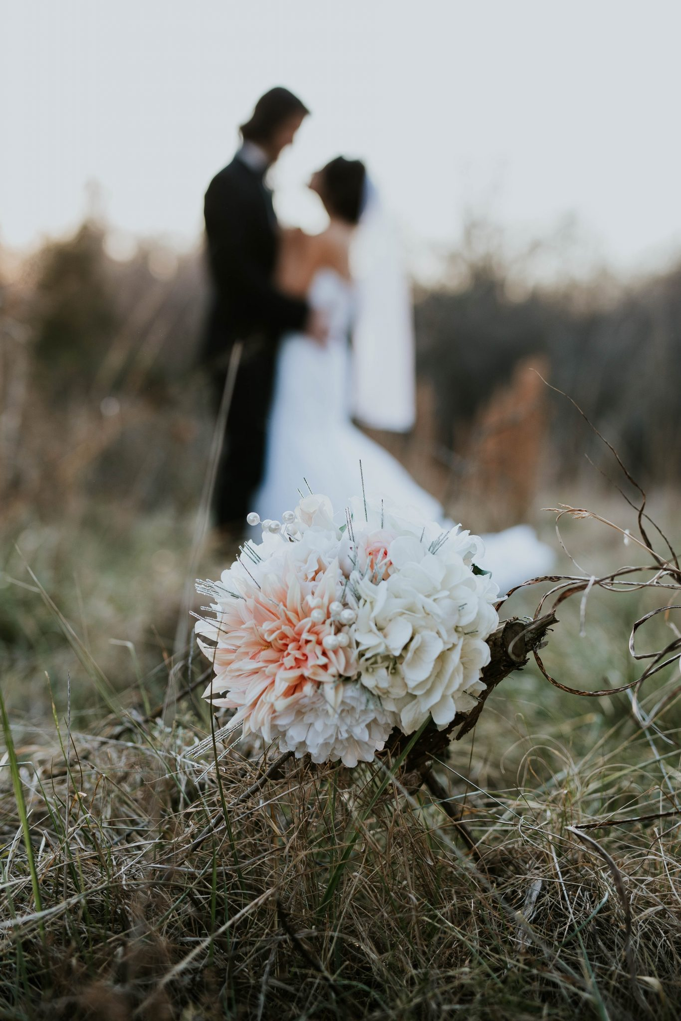 Digital vs Analogue Bride from North Carolina Lifestyle Blogger Champagne Style Bare Budget