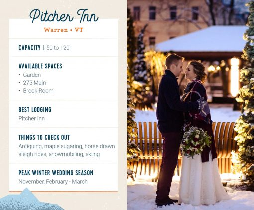 15 Winter Wedding Destinations for an Enchanting Wedding Day from North Carolina Lifestyle Blogger Champagne Style Bare Budget