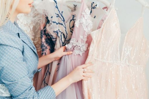 Planning a Successful Prom Dress Shopping Excursion from NC Lifestyle Blogger Champagne Style Bare Budget