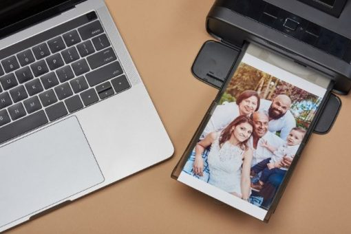 Tips for Printing Photos at Home from North Carolina Lifestyle Blogger Champagne Style Bare Budget