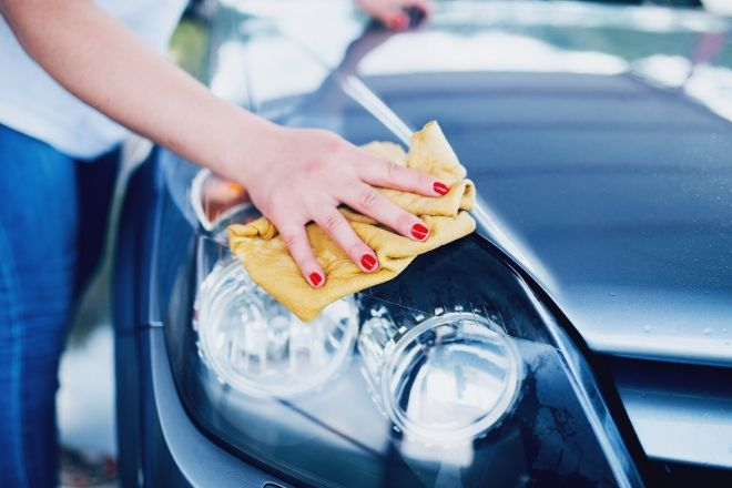 Rookie Mistakes You Make While Washing Your Car