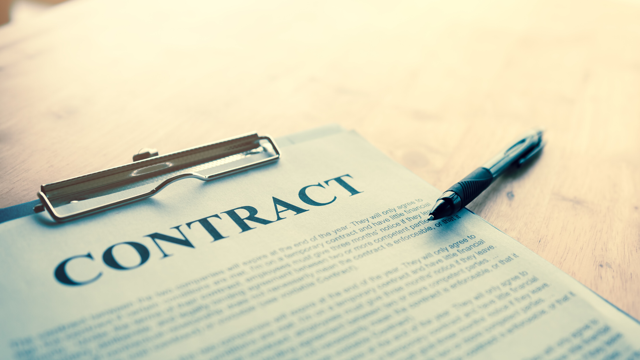 When Can a Contract Be Considered Null and Void? Look for These 3 Contributing Factors