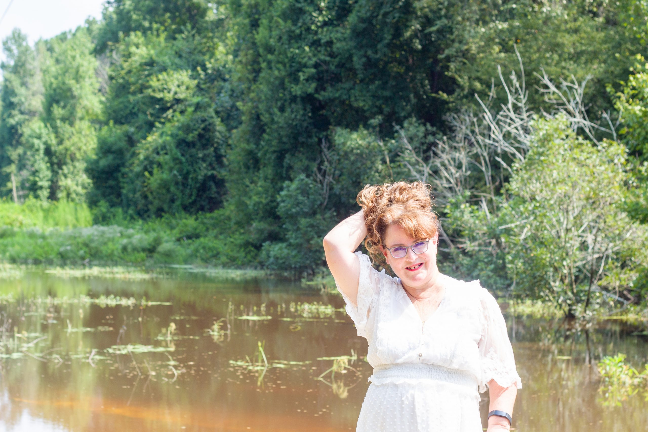 Embrace Imperfection from North Carolina Lifestyle Blogger Champagne Style Bare Budget