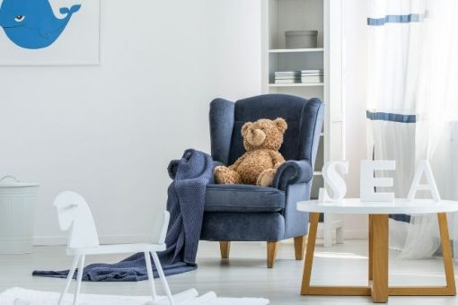 Fun Children's Room Themes: 4 Ideas from North Carolina Lifestyle Blogger Champagne Style Bare Budget