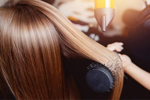 How To Choose Hair Extensions That Are Right for You from North Carolina Lifestyle Blogger Champagne Style Bare Budget