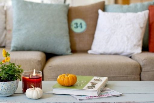 Fall Home Maintenance Checklist from North Carolina Lifestyle Blogger Champagne Style Bare Budget