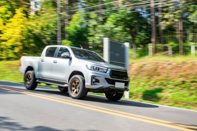 Top Reasons Why You Should Consider a Pickup Truck from North Carolina Lifestyle Blogger Champagne Style Bare Budget