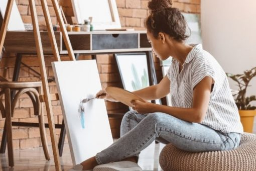 Best Hobbies To Help Fight Depression from North Carolina Lifestyle Blogger Champagne Style Bare Budget