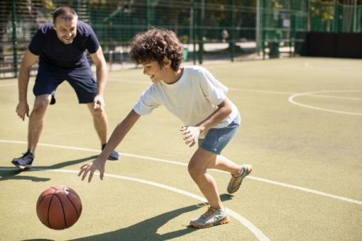 How To Help Your Child Succeed in Sports from North Carolina Lifestyle Blogger Champagne Style Bare Budget