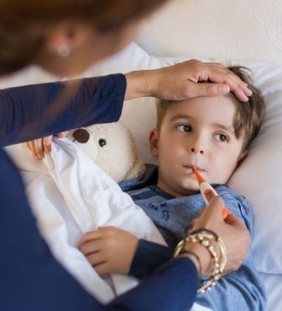 How To Stay Healthy When Your Child is Sick