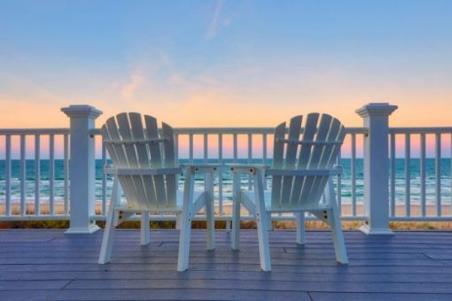 The Best Locations To Buy a Vacation Home from North Carolina Lifestyle Blogger Champagne Style Bare Budget