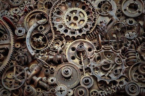 The Best Materials to Use for Steampunk Art and Décor
