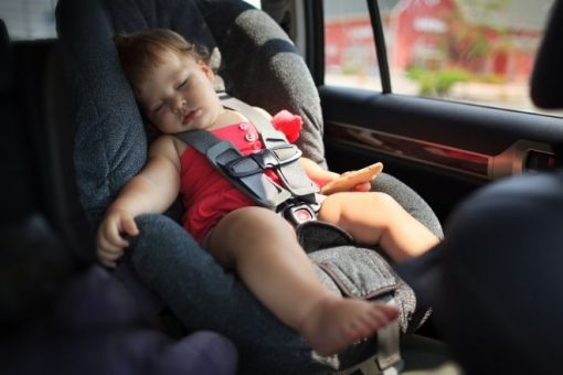 Why Driving Helps Babies Fall Asleep