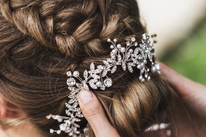 Most Popular Hairstyles for Weddings
