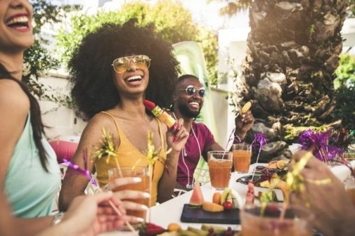 How To Throw the Perfect Backyard Party