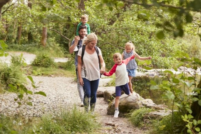 Benefits of Getting Active as a Family