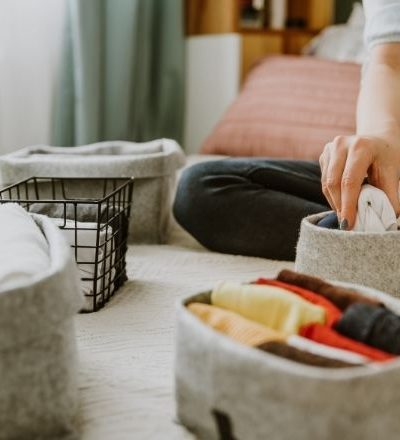 How To Organize Your Apartment After You Downsize