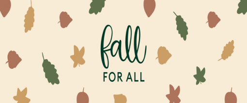All for Fall Sale at Cricut